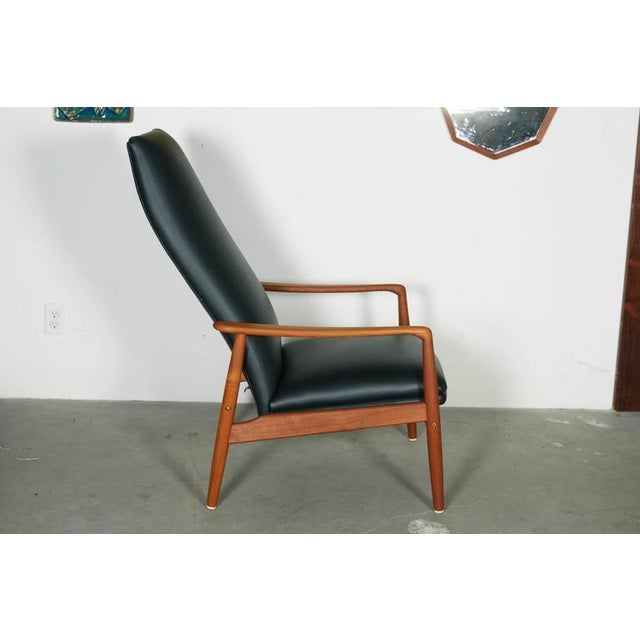 Danish Recliner Chair by Soren Ladefoged - Image 2 of 7