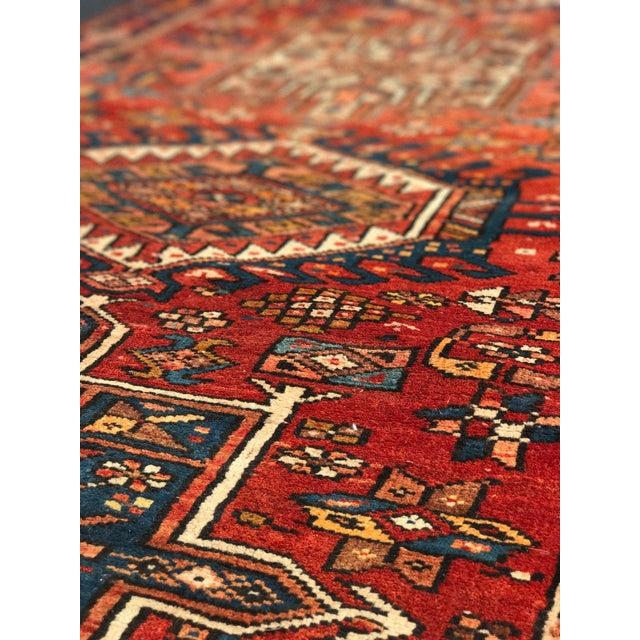 """Image of Vintage Persian Karajeh Runner - 3'1"""" x 11'6"""""""