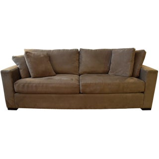 Crate & Barrel Axis II 2 Seat Sofa