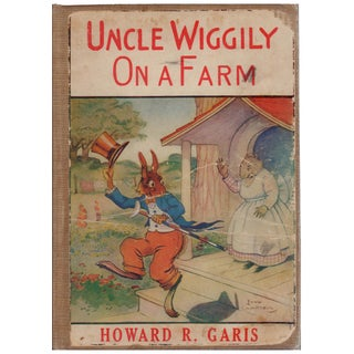 Uncle Wiggily on a Farm: Bedtime Stories by Howard R. Garis