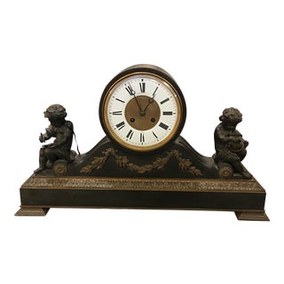19th Century Tiffany & Co. Mantle Clock