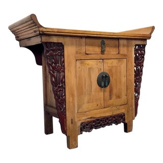 Antique Chinese Altar Cabinet