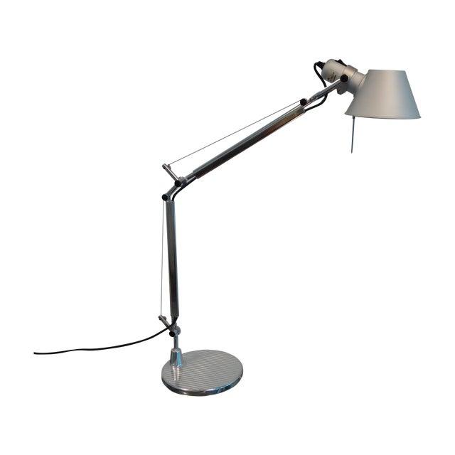 artemide tolomeo mini desk lamp chairish. Black Bedroom Furniture Sets. Home Design Ideas