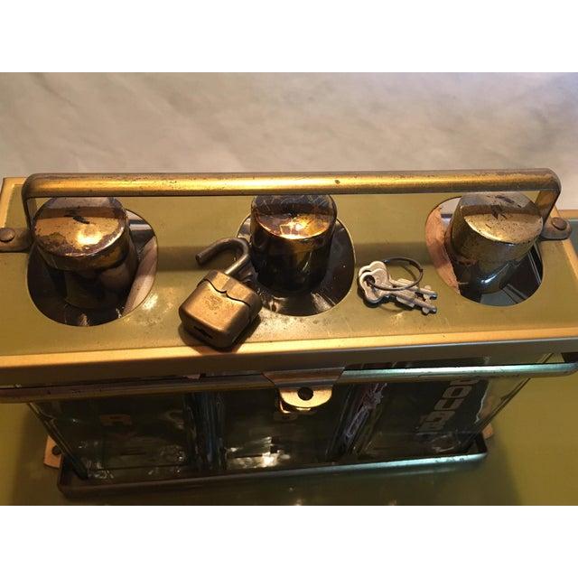 Mid-Century Modern Tabletop Bar - Image 7 of 11