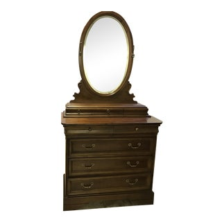 Lexington Dresser & Mirror Set