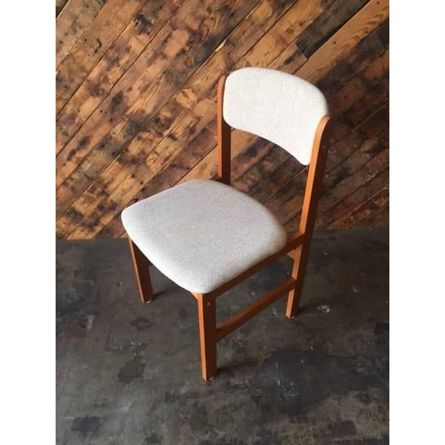 Vintage Danish Style Teak Dining Chair - Image 5 of 5