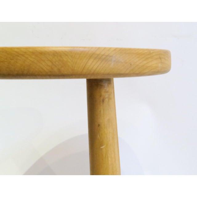 Image of Modern Martin & Brockett Pine Stool