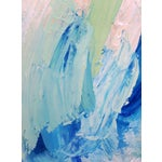 """Image of Dani Schafer """"Quiet II"""" Original 2014 Painting"""
