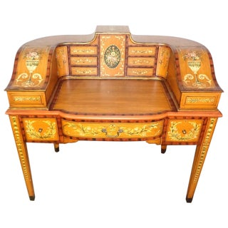 Hand-Painted French Desk