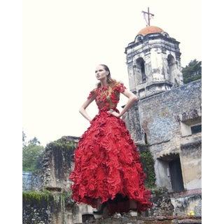 """Vogue 11"" Mexico City Convent Photograph"