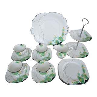 English Afternoon Tea Service - Set of 15