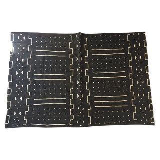 Vintage Mud Cloth Throw