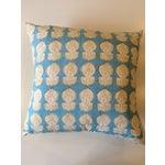 Image of Hand-Printed Batik Pillows- A Pair