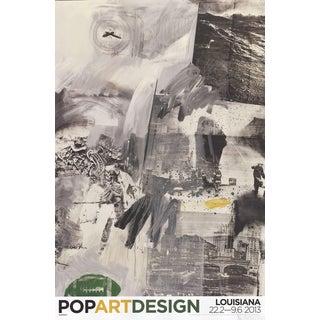 Robert Rauschenberg, Tideline, 2013 Poster