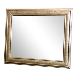 Pale Gold Wall Mirror
