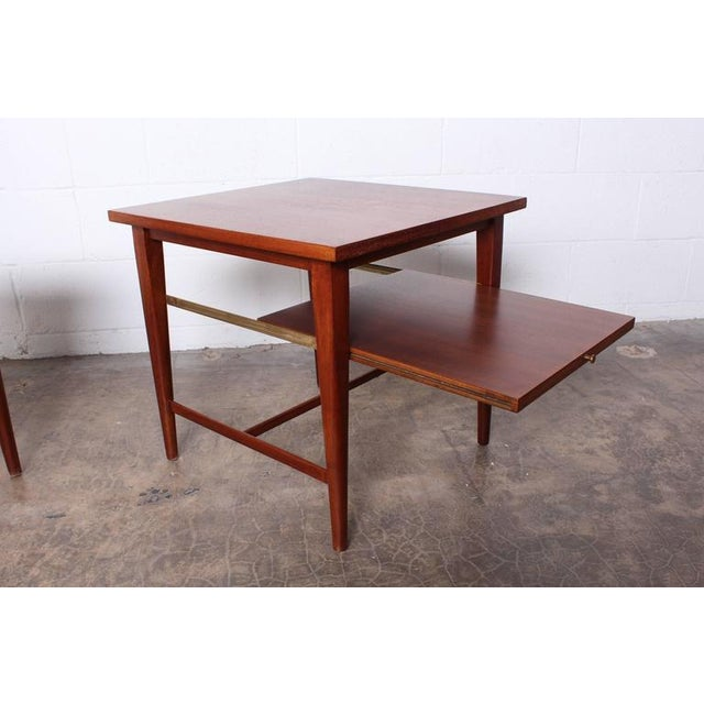 Pair of End Tables by Paul McCobb for Calvin - Image 8 of 10