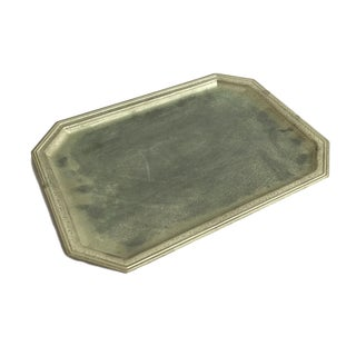 Simple Silver Tray