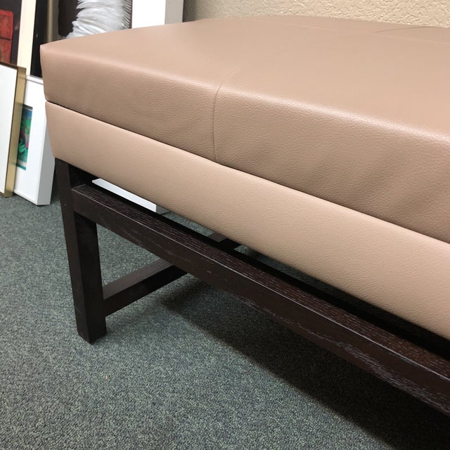 Room & Board Upholstered Bench - Image 6 of 8