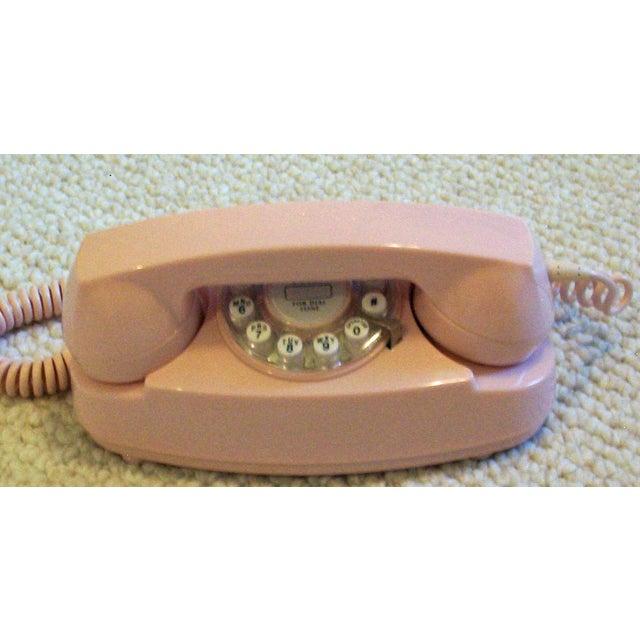 Crosley Reproduction Pink Princess Phone - Image 3 of 3