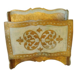 Florentine Wall File Holder