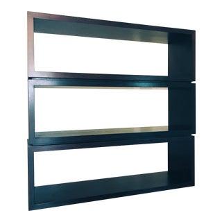 Brown Modular Open Storage Unit