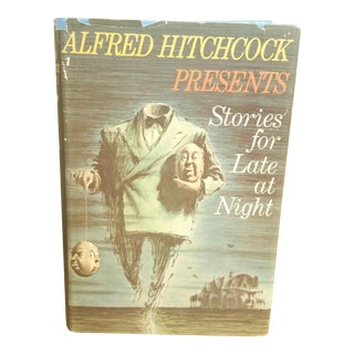 Alfred Hitchcock Presents Stories for Late at Night Book