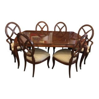 Thomasville Bogart Collection Dining Set - Set of 7