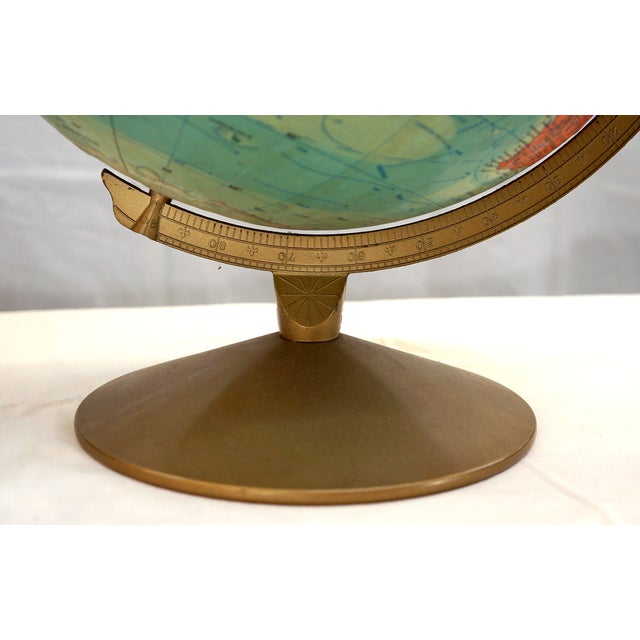 1970s Replogle Vintage Globe - Image 4 of 4