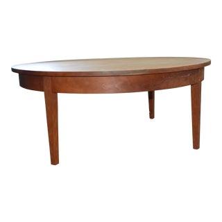 Thomas Moser Circular Coffee Table