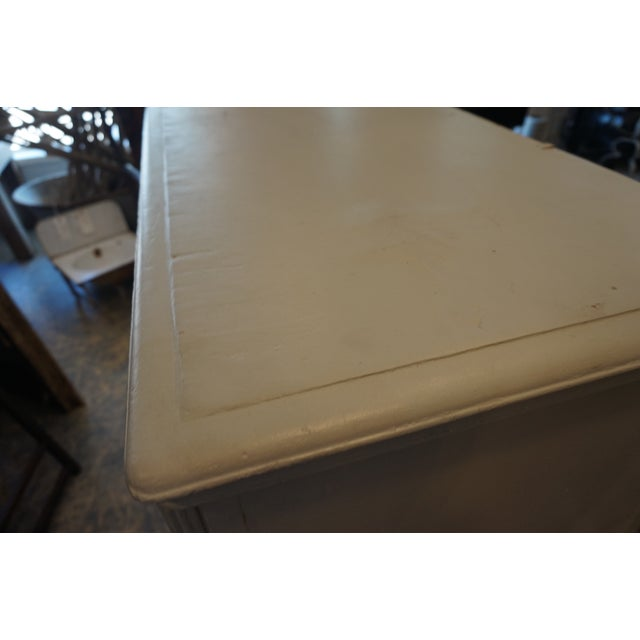 Image of Vintage Gray Dresser