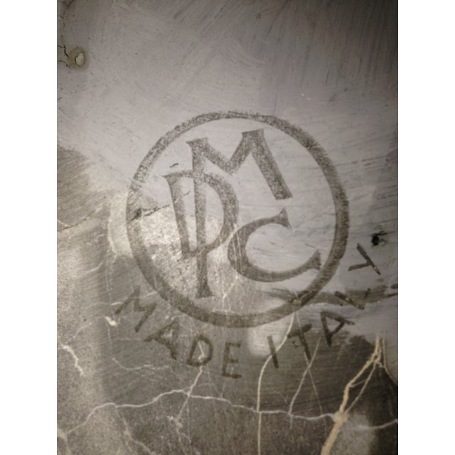 Marmi DI Carrara Marble Oval-Shaped Coffee Table - Image 5 of 5