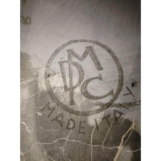 Image of Marmi DI Carrara Marble Oval-Shaped Coffee Table