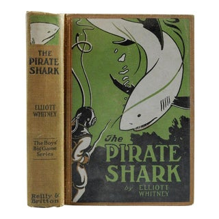 The Pirate Shark Book