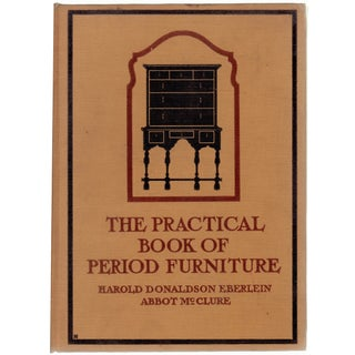 The Practical Book of Period Furniture Book