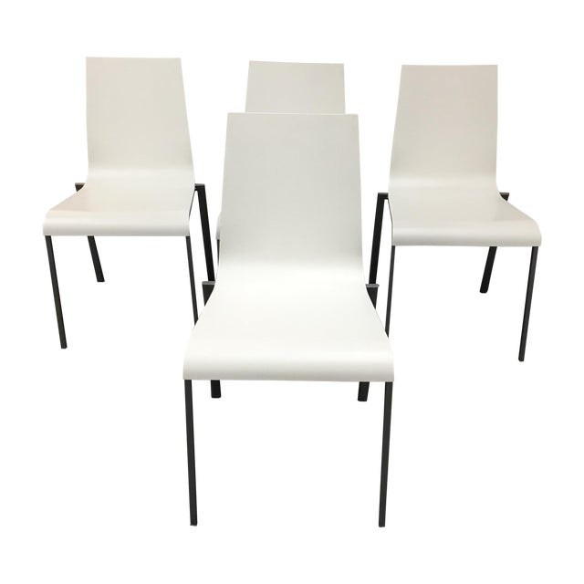Ligne Roset Zoe Chairs - 4 - Image 1 of 8