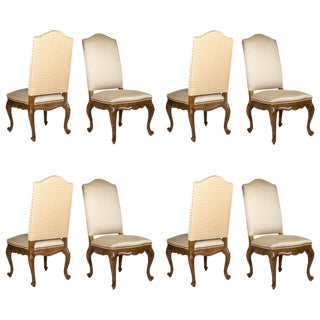 Barcelona Style Dining Side Chairs - Set of 8
