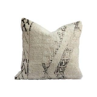 Moroccan Vintage Beni Ourain Pillow