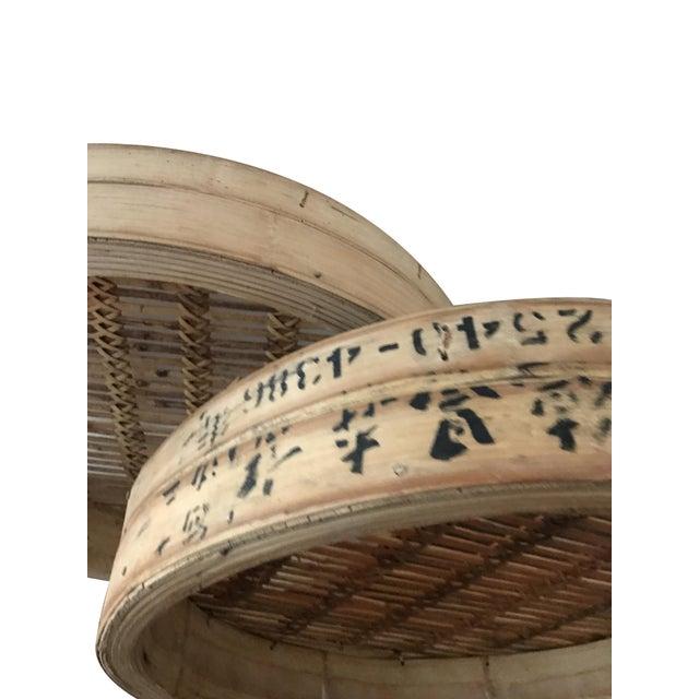 Extra Large Bamboo Steamer Basket - Image 3 of 7