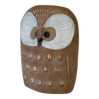 Vintage Ceramic Owl Planter/Vase