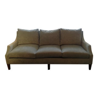 TCS Furniture Bench Made Parker Sofa