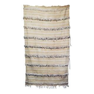 Moroccan Handira Wedding Blanket