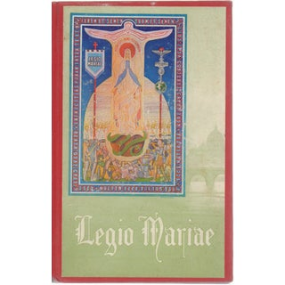 1962 'The Official Handbook of the Legion of Mary' Book