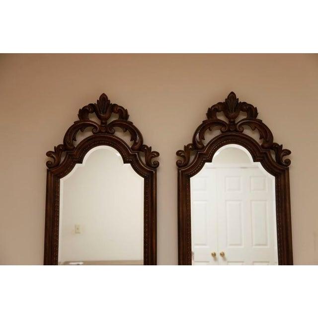 Century Furniture Double Mirror Dresser - Image 5 of 11