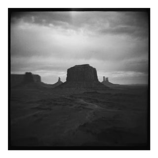 """""""Monument"""" Toy Camera Photograph"""