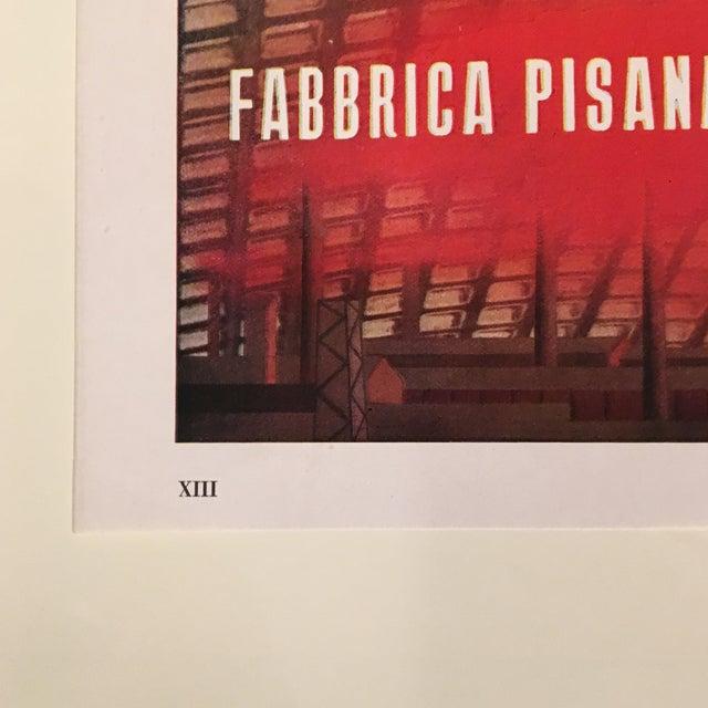 Mid-Century Italian Advertising Print - Image 4 of 5