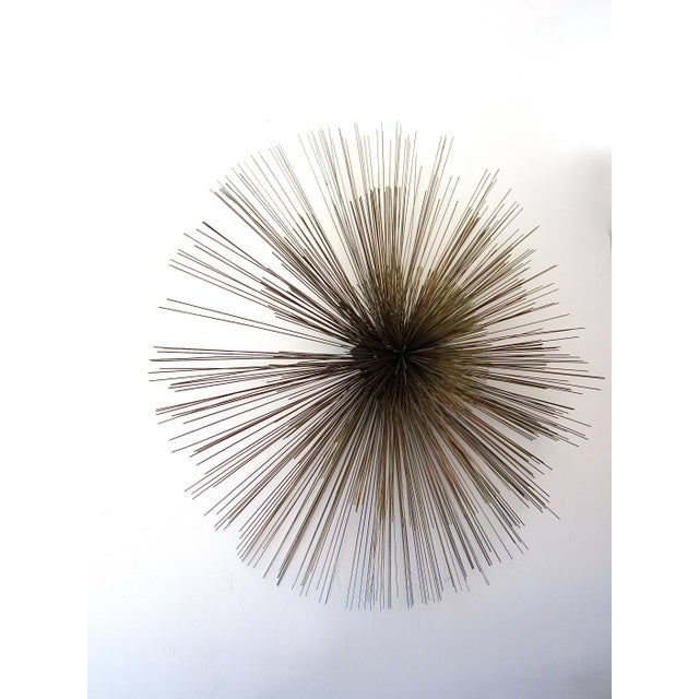 Curtis Jere Large Spoke Wall Sculpture - Image 8 of 9