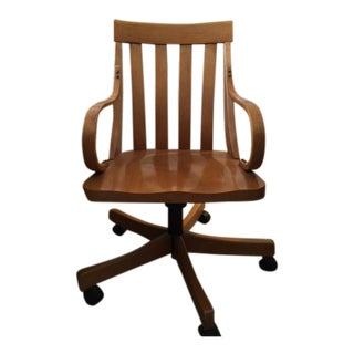 Ethan Allen Country Colors Desk Chair