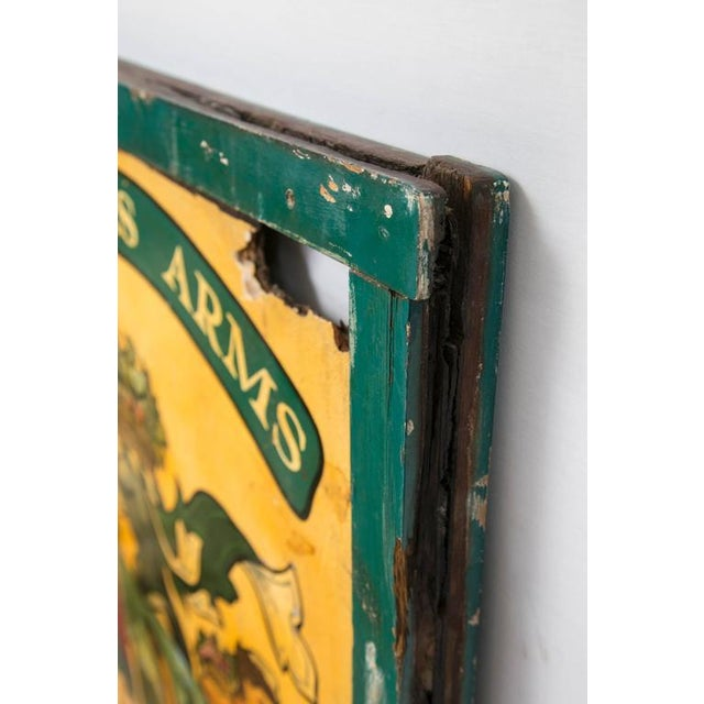 """English Pub Sign """"Gardeners Arms"""" - Image 5 of 7"""