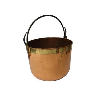 Copper Cauldron Pot
