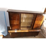 Image of Mid-Century Modern Arch-Front Hutch
